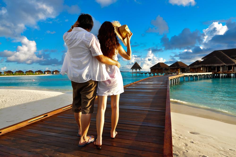 Viagem romântica
