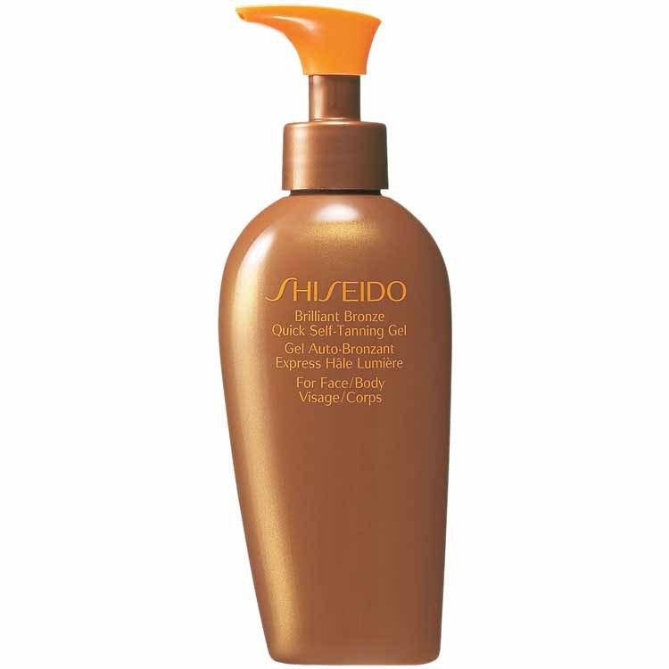 autobronzeador shiseido