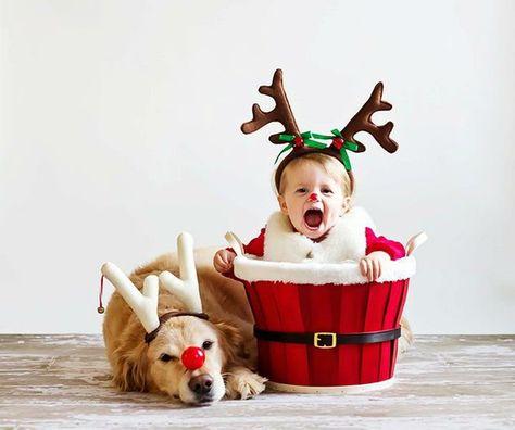 fotos fofas com bebes natal