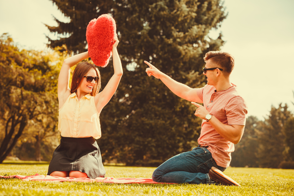 pesquisa 4 tipos de casal