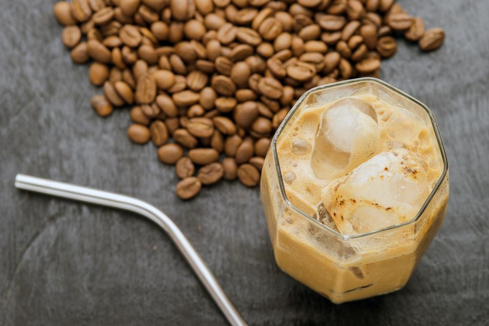 shake de café