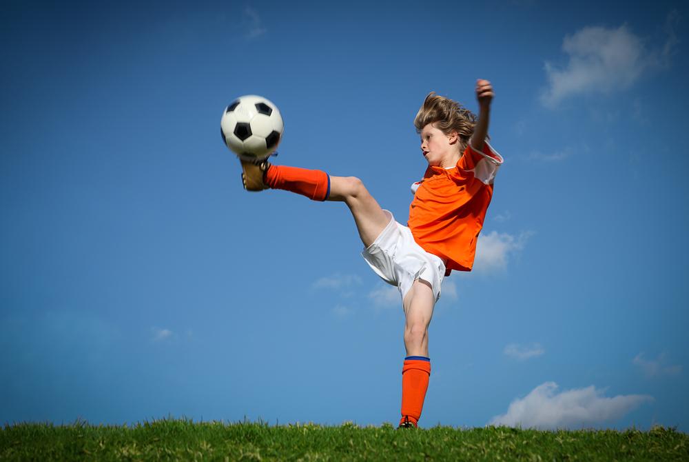 esportes crianças