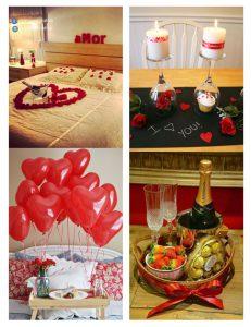 dia dos namorados decoração