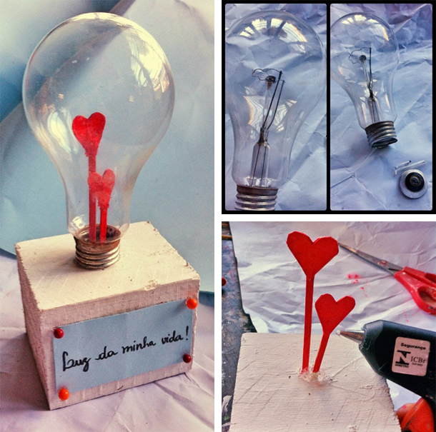 lampada do amor