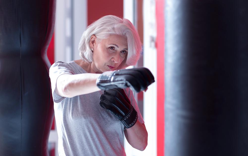 atividade física terceira idade