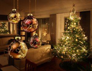 arvore de natal decoração