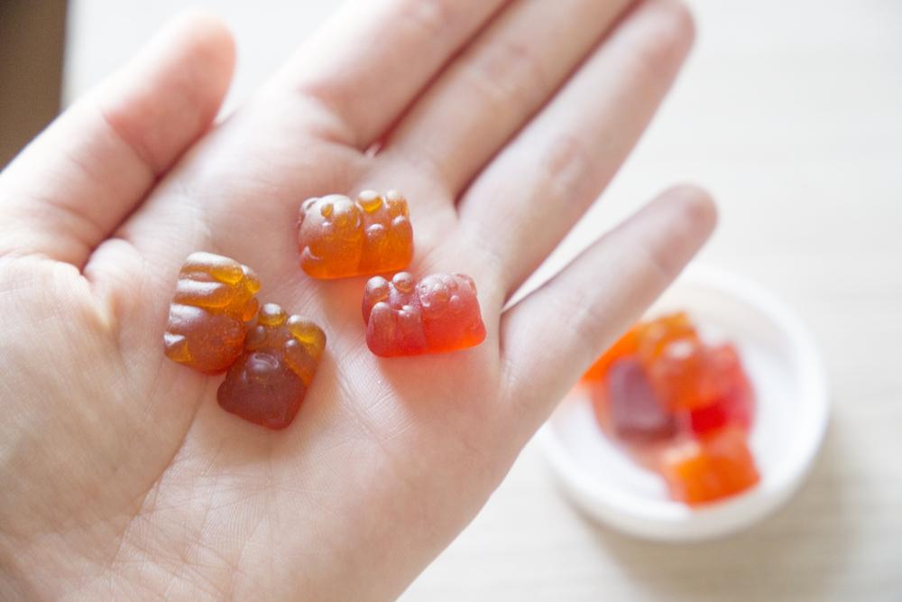 vitaminas criança